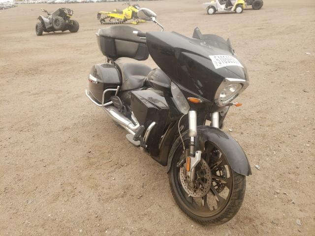 Salvage cars for sale from Copart Brighton, CO: 2012 Victory Cross Country