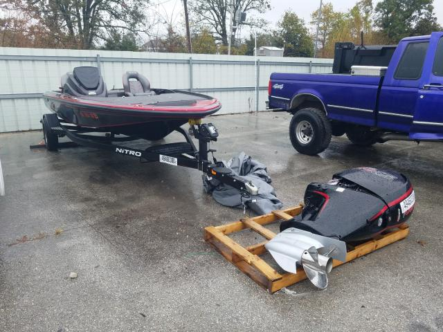Nitrous salvage cars for sale: 2019 Nitrous BOAT&TRLR