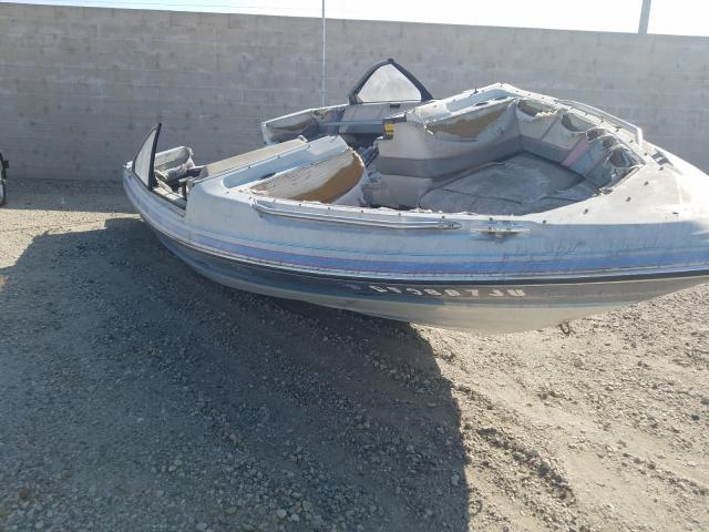 Bayliner salvage cars for sale: 1989 Bayliner Boat Only