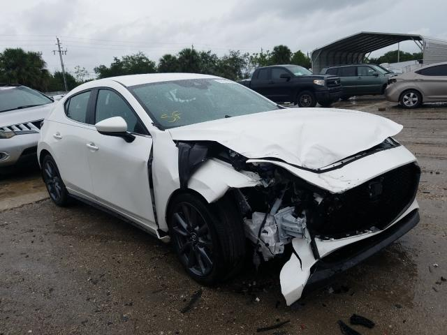 Mazda 3 salvage cars for sale: 2020 Mazda 3