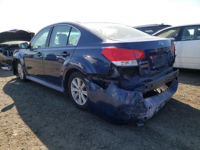 купить 2010 Subaru Legacy 2.5 2.5L 4S3BMCC62A3236826