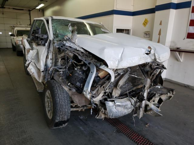 Salvage cars for sale from Copart Pasco, WA: 2020 Ford F250 Super
