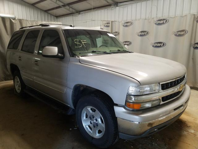 Salvage cars for sale from Copart Tifton, GA: 2004 Chevrolet Tahoe C150