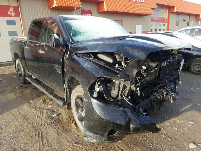 Salvage cars for sale from Copart Montreal Est, QC: 2020 Dodge RAM 1500 Class