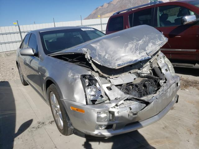 Salvage cars for sale from Copart Farr West, UT: 2007 Cadillac STS