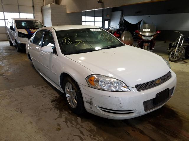 Salvage cars for sale from Copart Sandston, VA: 2015 Chevrolet Impala LIM