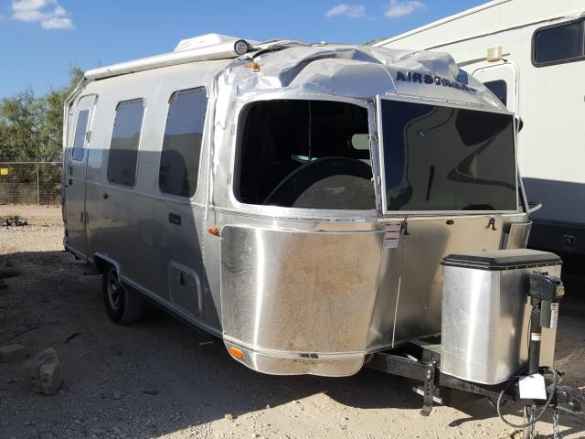 Airstream salvage cars for sale: 2020 Airstream Travel Trailer