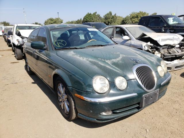 Jaguar salvage cars for sale: 2000 Jaguar S-Type