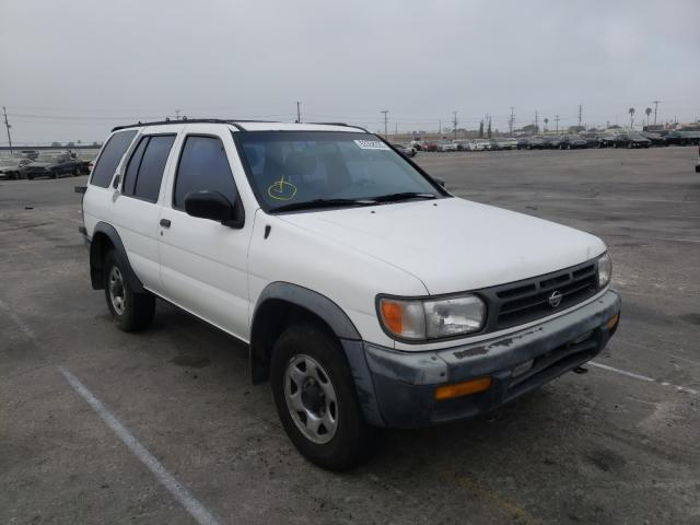 Nissan Pathfinder salvage cars for sale: 1996 Nissan Pathfinder