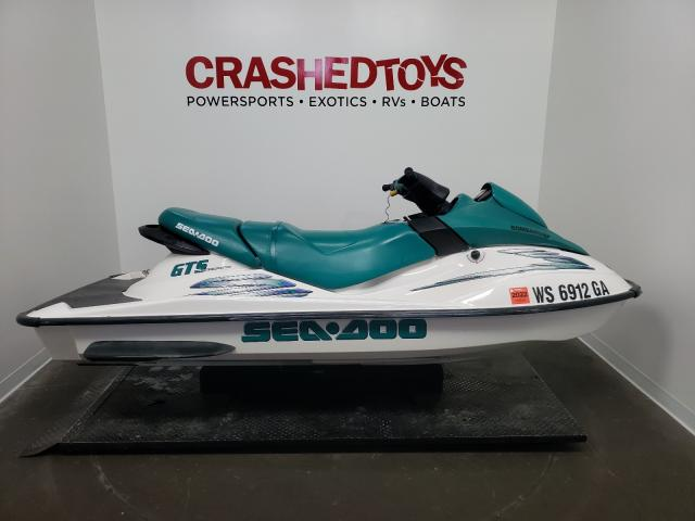 Seadoo salvage cars for sale: 2001 Seadoo GTS
