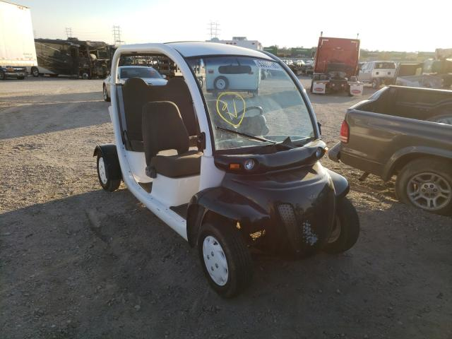 Salvage cars for sale from Copart Tucson, AZ: 2000 Golf Club Car
