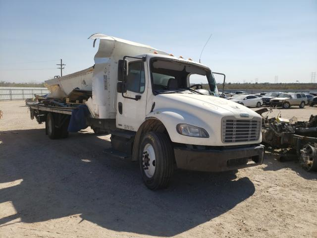 Salvage cars for sale from Copart Tucson, AZ: 2012 Freightliner M2 106 MED