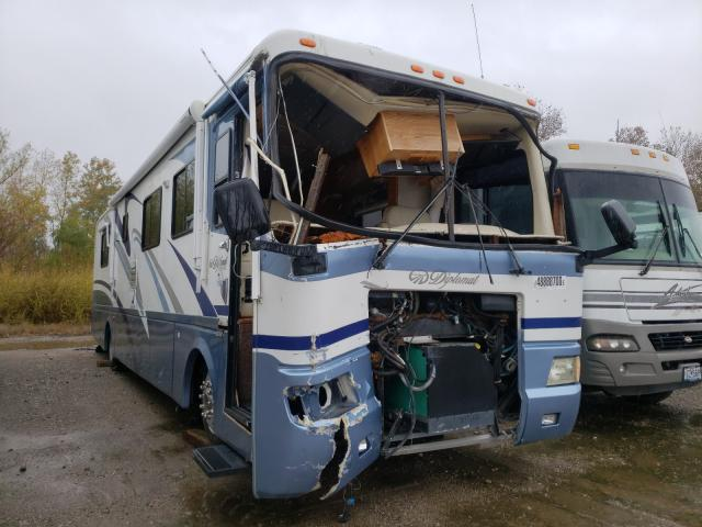 Roadmaster Rail salvage cars for sale: 2001 Roadmaster Rail Diplomat