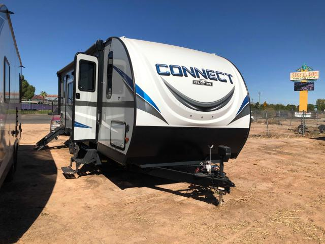KZ Connect salvage cars for sale: 2020 KZ Connect