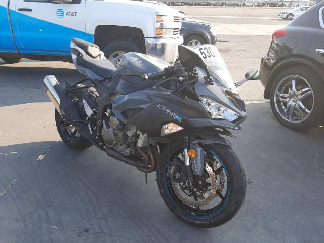 Salvage cars for sale from Copart Las Vegas, NV: 2019 Kawasaki ZX636 K