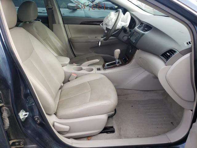2013 Nissan SENTRA | Vin: 3N1AB7AP9DL780935