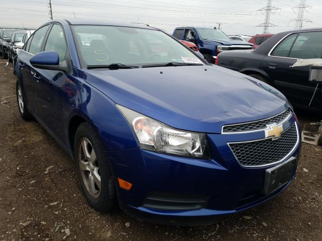 2013 Chevrolet Cruze LT for sale in Elgin, IL