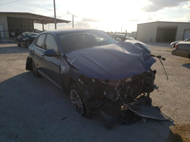 Salvage cars for sale from Copart Temple, TX: 2020 Volkswagen Jetta S