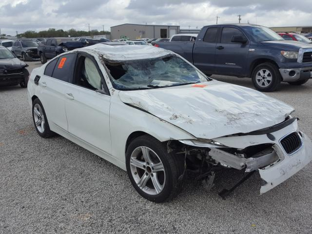 Salvage cars for sale from Copart San Antonio, TX: 2017 BMW 330 I