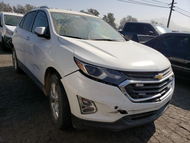 Salvage cars for sale from Copart Colton, CA: 2019 Chevrolet Equinox LT