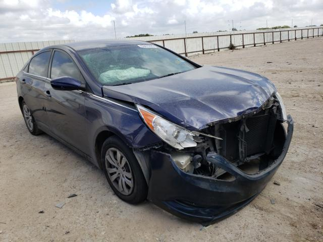 Salvage cars for sale from Copart Temple, TX: 2012 Hyundai Sonata GLS