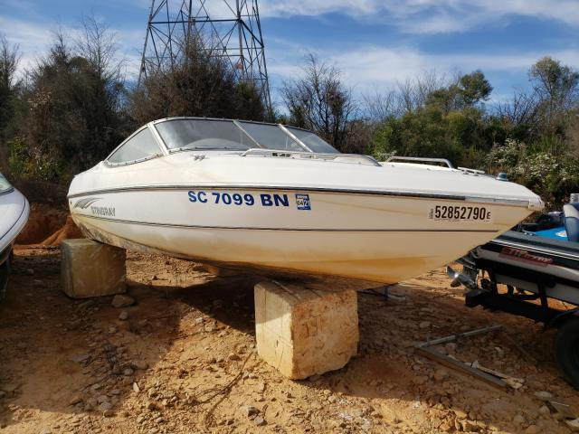 Stingray salvage cars for sale: 2003 Stingray Boat TRL