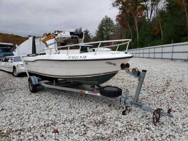 Angel Boat salvage cars for sale: 2001 Angel Boat