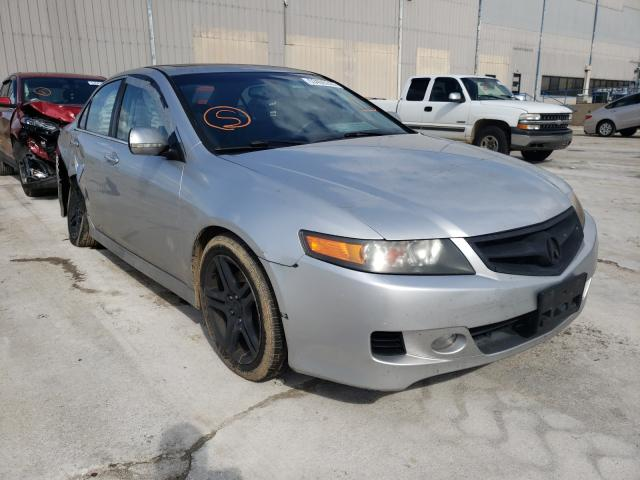 Salvage cars for sale from Copart Lawrenceburg, KY: 2006 Acura TSX