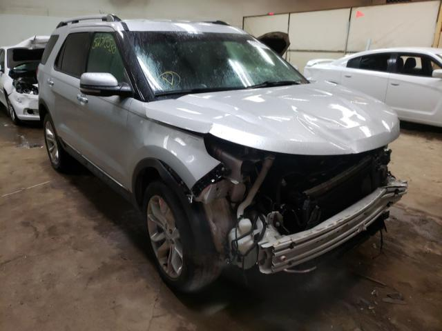 Ford Explorer L salvage cars for sale: 2013 Ford Explorer L