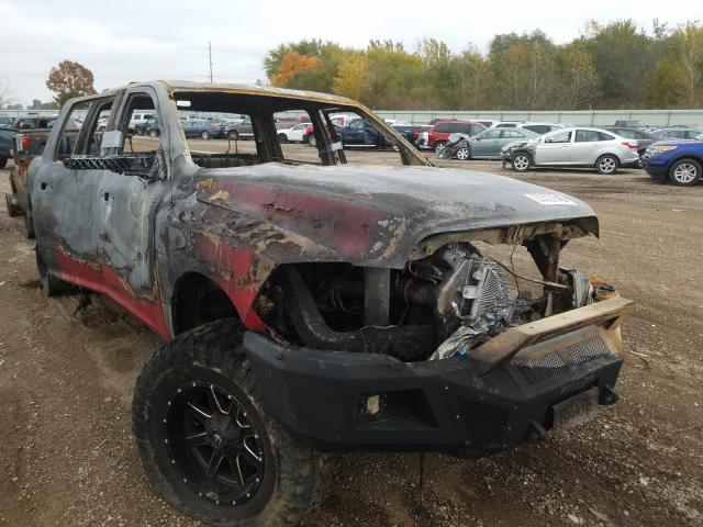 Salvage cars for sale from Copart Pekin, IL: 2012 Dodge RAM 2500 S