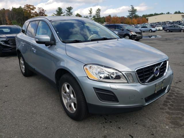 Salvage cars for sale from Copart Exeter, RI: 2011 Volvo XC60 3.2