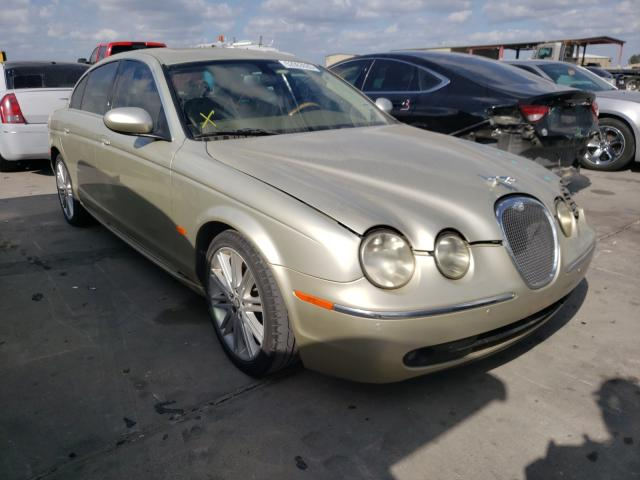 Jaguar salvage cars for sale: 2006 Jaguar S-Type