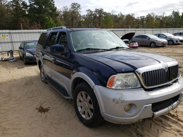 Salvage cars for sale from Copart Gaston, SC: 2004 Lincoln Navigator