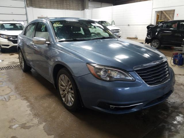 Chrysler salvage cars for sale: 2011 Chrysler 200 Limited