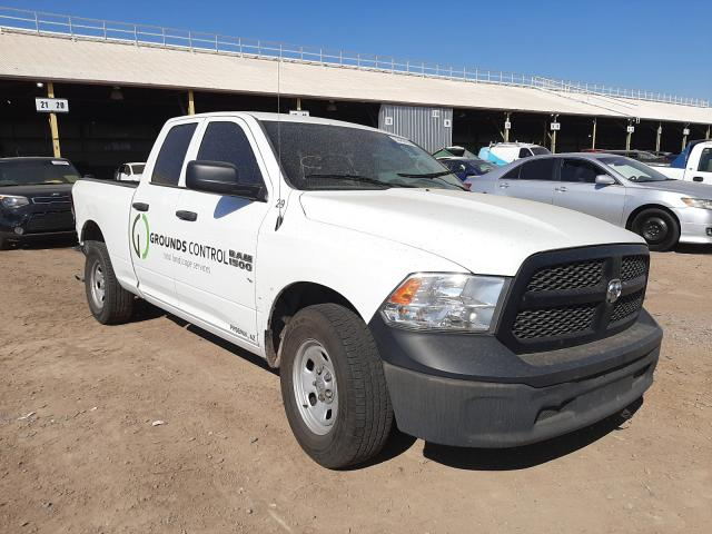 Salvage cars for sale from Copart Phoenix, AZ: 2017 Dodge RAM 1500 ST