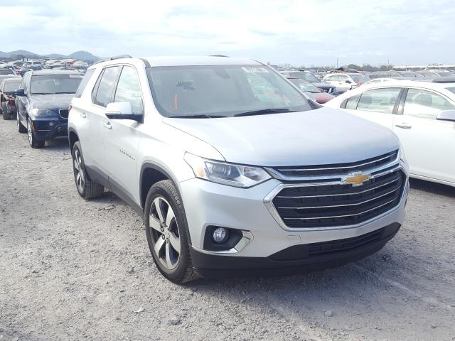 Salvage cars for sale from Copart Madisonville, TN: 2020 Chevrolet Traverse L