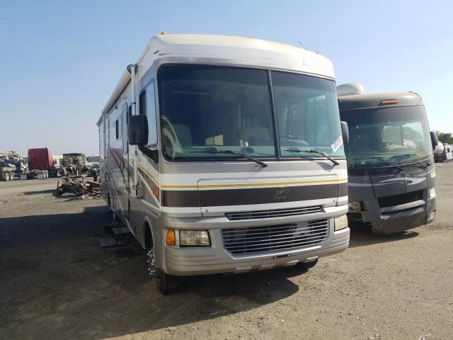 Bounder salvage cars for sale: 2005 Bounder Motorhome