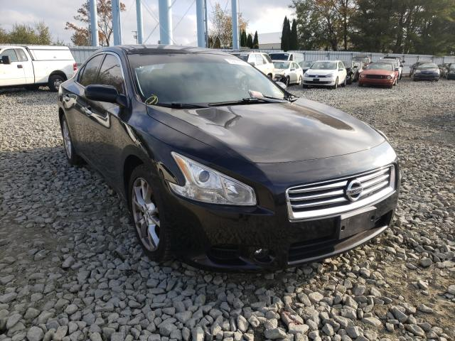 Nissan Maxima S salvage cars for sale: 2013 Nissan Maxima S