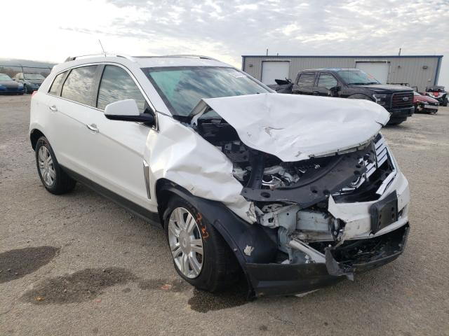 Salvage cars for sale from Copart Chatham, VA: 2015 Cadillac SRX