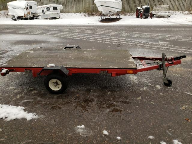 Chan salvage cars for sale: 1985 Chan Trailer