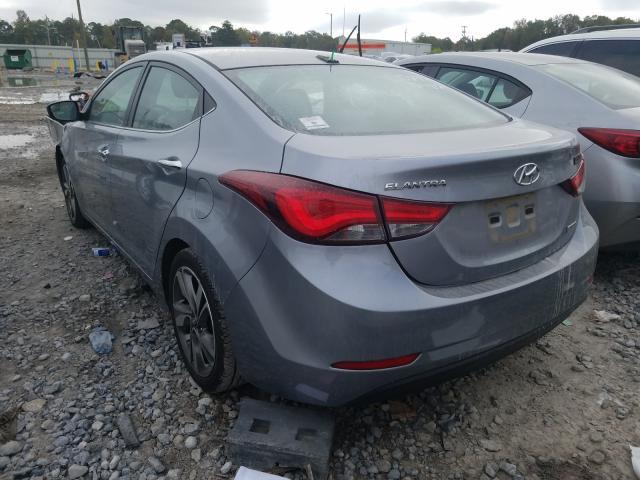 купить 2016 Hyundai Elantra Se 1.8L 5NPDH4AE1GH669662