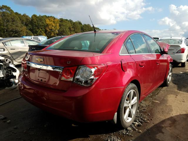 цена в сша 2013 Chevrolet Cruze Lt 1.4L 1G1PE5SBXD7146651