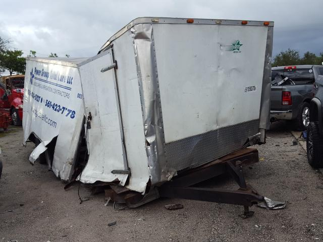 Cargo Trailer salvage cars for sale: 2010 Cargo Trailer