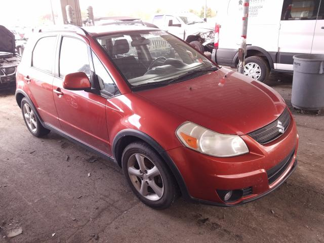 Suzuki salvage cars for sale: 2009 Suzuki SX4 Touring
