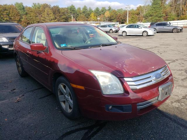 Salvage cars for sale from Copart Exeter, RI: 2007 Ford Fusion SE
