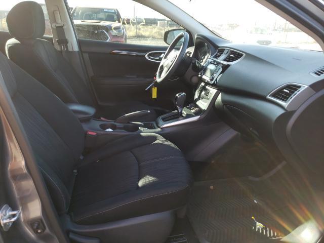 пригнать из сша 2018 Nissan Sentra S 1.8L 3N1AB7AP5JL617789