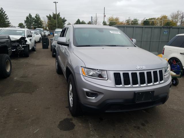 Vehiculos salvage en venta de Copart Brighton, CO: 2016 Jeep Grand Cherokee