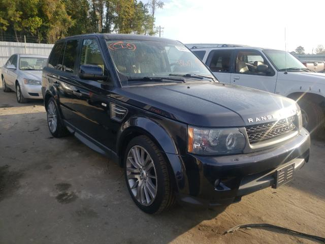 Salvage cars for sale from Copart Dunn, NC: 2010 Land Rover Range Rover