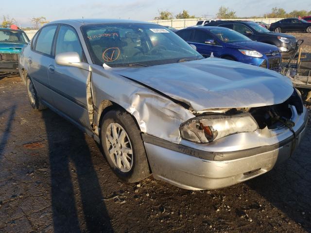 Chevrolet Impala salvage cars for sale: 2005 Chevrolet Impala