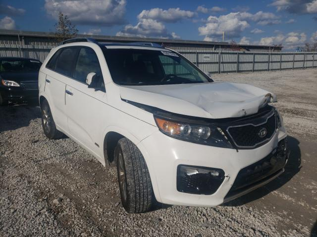 KIA Sorento SX salvage cars for sale: 2013 KIA Sorento SX